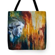 Fearless Woman Tote Bag