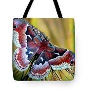 Female Promethea Moth Tote Bag