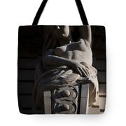 Female Sculpture Tote Bag