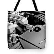 Ferrari 599 Gtb Engine  Tote Bag