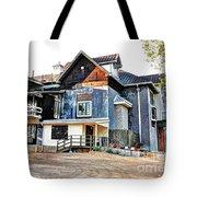 Festival Hill Tote Bag