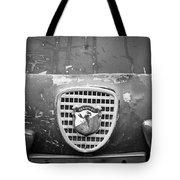 Fiat Grille Emblem Tote Bag