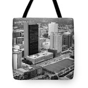 Fiberglass Tower Toledo Ohio Tote Bag