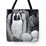Film Homage Balloon Vender Extra The Great White Hope 1970 Globe Arizona 1969-2008 Tote Bag