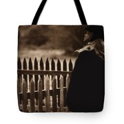 Film Homage Deana Martin Funeral Young Billy Young Set Old Tucson Arizona 1968 Tote Bag