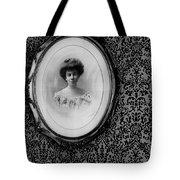 Film Noir Ida Lupino Robert Ryan Beware My Lovely 1952 Lithograph Connor Hotel Jerome Arizona 1971 Tote Bag