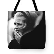 Film Noir Pat O'brien Crack-up 1946 Extra Funeral Young Billy Young Old Tucson Arizona 1968 Tote Bag