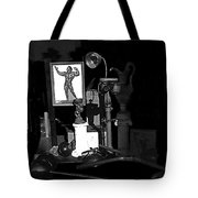 Film Noir Richard Widmark Night And The City 1950 1 Johnny Gibson Health And Gym Equipment Tucson Tote Bag