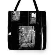 Film Noir Signe Hasso Lloyd Nolan House On 92nd Street 1945 Collage Antlers Hotel Victor Co 1971-'10 Tote Bag