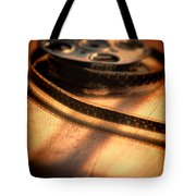 Film Reel Tote Bag