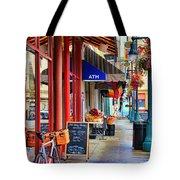 Findlay Market In Cincinnati 0006 Tote Bag