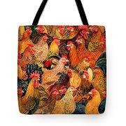 Fine Fowl Tote Bag