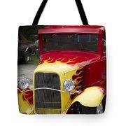 Fire Away Tote Bag