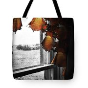 Fire Curtains Tote Bag