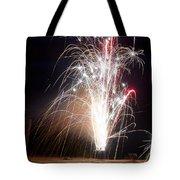 Fireworks 9 Tote Bag