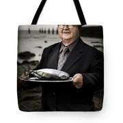 Fishing And Consumption Tote Bag