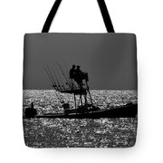 Fishing Friends Tote Bag