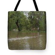 Flooded Park Tote Bag