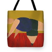 Floor Dancer 3 Tote Bag