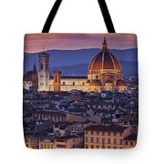 Florence Duomo Tote Bag by Brian Jannsen