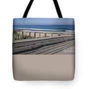 Florida At Melbourne Beach Tote Bag
