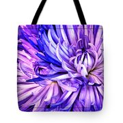 Flower Closeup Tote Bag