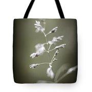 Flowering Grass Tote Bag