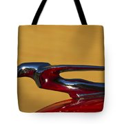 Flying Lady Tote Bag