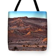 Font's Point Tote Bag