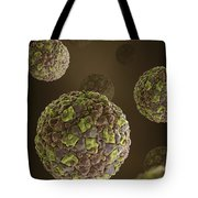 Foot-and-mouth Disease Virus Tote Bag