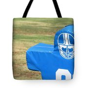 Football Dummy Tote Bag
