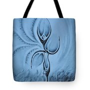 For All To See Tote Bag by Matthew Blum