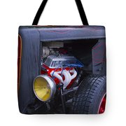 Ford And Ready Tote Bag
