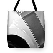 Ford Mustang Boss 302 Emblem Tote Bag