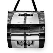 Ford Mustang Grille Emblem Tote Bag