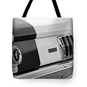 1966 Ford Shelby Mustang Gt 350 Taillight Tote Bag