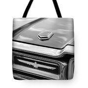Ford Thunderbird Tail Lights Tote Bag