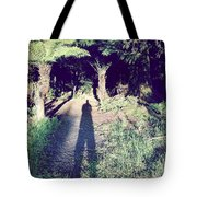 Forest Shadow Tote Bag