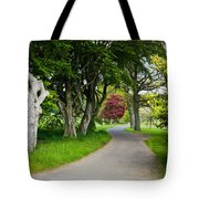 Forest Track Tote Bag