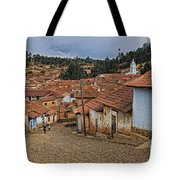 forgotten village Totora Tote Bag