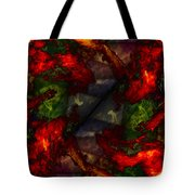 Formless And Void Tote Bag