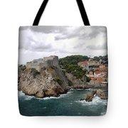 Fort Lovrijenac - Dubrovnik - Croatia Tote Bag