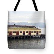 Fort Mason San Francisco Tote Bag