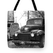 Forties Ford Pickup Tote Bag