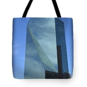 Fountain Place Building Tote Bag