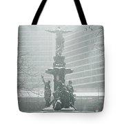 Fountain Square Tote Bag