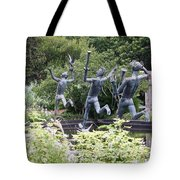 Four Muses Tote Bag