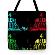 Four Queens Tote Bag