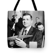 Francis Gary Powers (1929-1977) Tote Bag