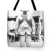 Francisco 'pancho' Villa (1878-1923) Tote Bag